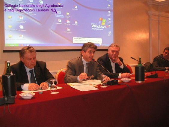 Alla presidenza (da sinistra), Gallo, Orlandi, Iaccarino e Minotto.