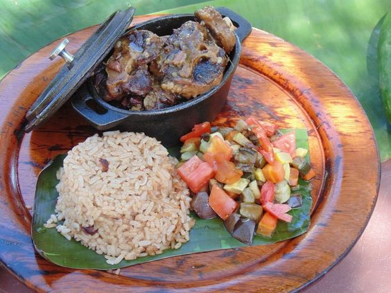 Chef Omar Sybblis' Jamaican Oxtail Recipe