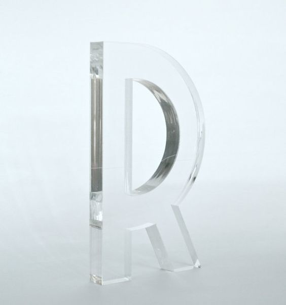 happyvalleygoods acrylic lucite letters in modern art deco font lucite letters