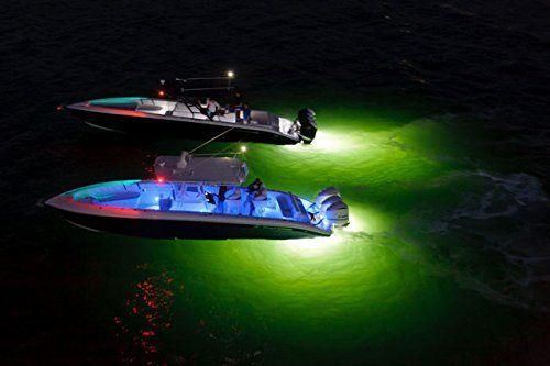 Waterproof Ip68 Led Drain Plug Light 9w Underwater Boat