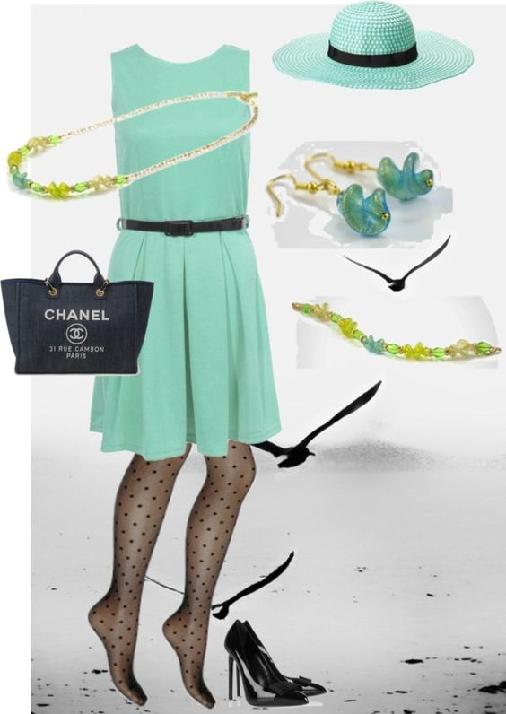 """Valeria collection"" by i-tre-mercanti on Polyvore"