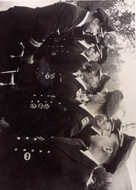 Auf den letzten Unternehmung versenkte Kapitänleutnant Werner Henke 12 Schiffe mit 71201 BRT, sodass sich sein Gesamtergebnis auf 23 Schiffe mit 144122 BRT erhöhte. Herausg. 9/9-73.