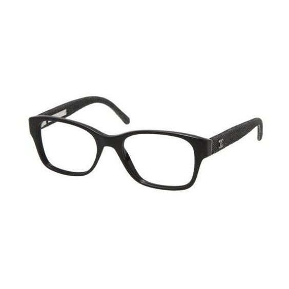 Glasses Frames By Chanel : Chanel eyeglasses Model: CH3176 (USD228) liked on Polyvore ...