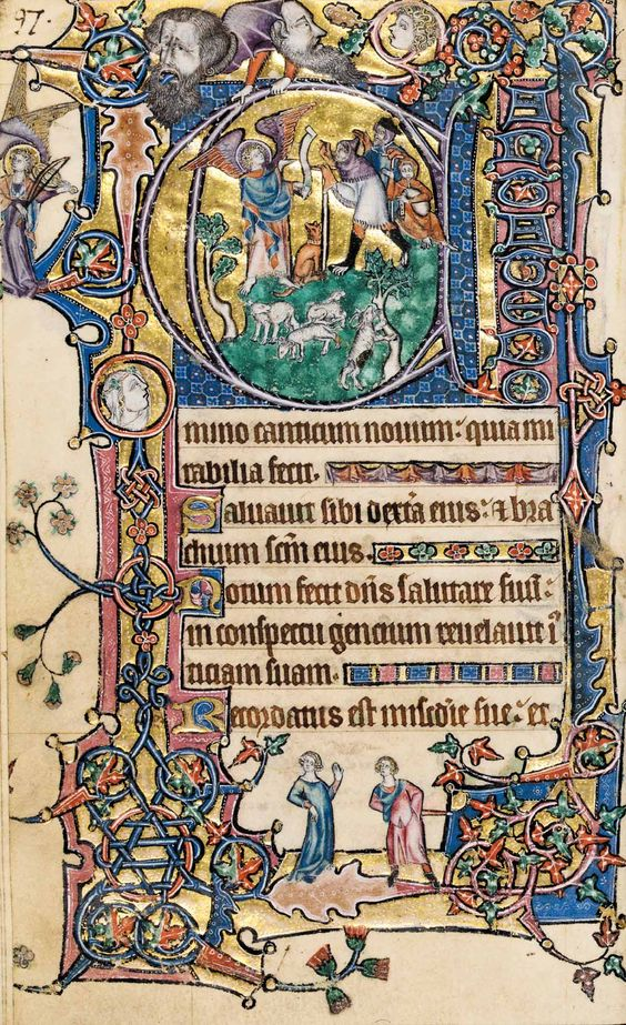 manuscript         date:    14th century        episodes:    All        owner/location:    Fitzwilliam Museum, University of Cambridge, Cambridge        catalogue information:    Macclesfield Psalter 17