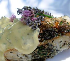 English Seaside Tangy Tartar Sauce for Fish and Chips. Photo by French Tart