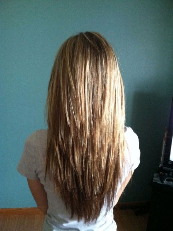 Long Hair Choppy Layers Hair Pinterest 2017 Hair Long
