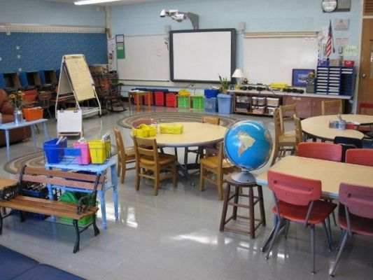 Elementary Classrooms Without Desks ~ Classroom without desks setup organization