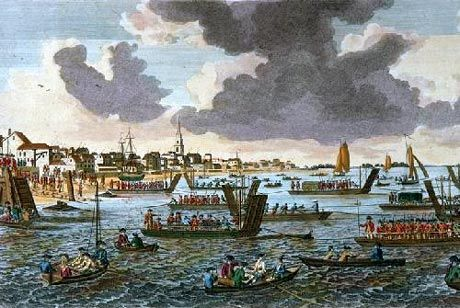 New York during Revolutionary War | The Role of New York (the City and the State) in the American War of  Independence.