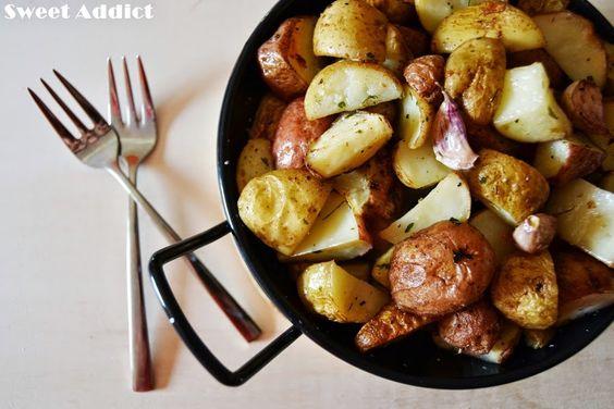 PATATAS ASADAS EN 5 MINUTOS | Cocina