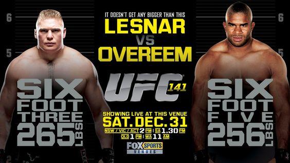 UFC141