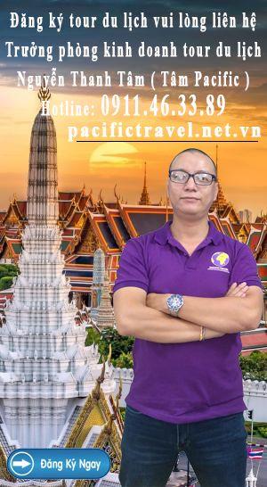 tour thái lan www.pacifictravel.net.vn