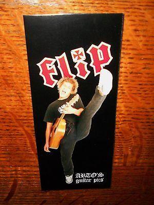 Flip Skateboards Arto Saari guitar picks pack of 6 RARE https://t.co/JrrLjbpSBG https://t.co/Tel2ix2OFj