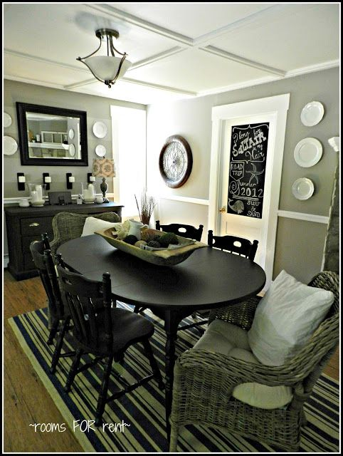 ~rooms FOR rent~: Table Makeover