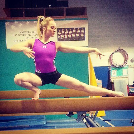 Gymnastics, Fiesta bowl and Cups on Pinterest Nastia Liukin Instagram
