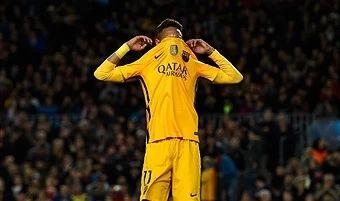 ネイマール「FC Barcelona v Club Atletico de Madrid  - UEFA Champions League Quarter Final: First Leg」:写真・画像(10)[壁紙.com]