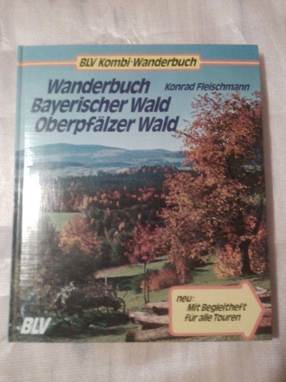 Kombi Wanderbuch - Bay. Wald und Wanderführer - Fränk. Schweiz!NEU!