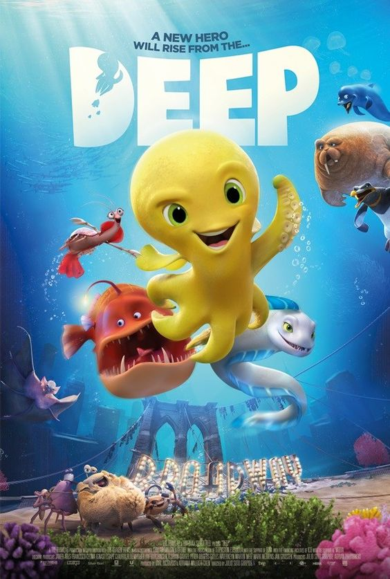 Deep (2017) WEB-DL