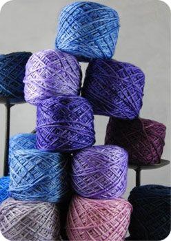 Vinnis - Gorgeous colours! Vinnis Nikkim has a beautiful range of soft colours.