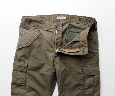 Ordinary fits BARE FOOT M-65 CARGO
