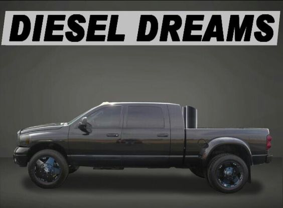 #Dieseldreams