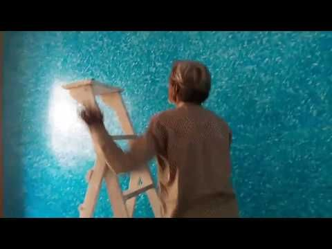 Asianpaint Royale Play Non Metallics Blue Ragging Wall Design Texture Youtube Asian Paint Design Asian Paints Royale Asian Paints