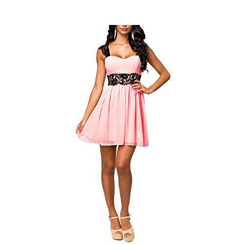 MEXI Women's Ladies Sleeveless Sexy Lace Chiffon Party Club Short Dress Pink Mexi http://www.amazon.com/dp/B0112ABP1E/ref=cm_sw_r_pi_dp_1uRYvb0S4HJQW