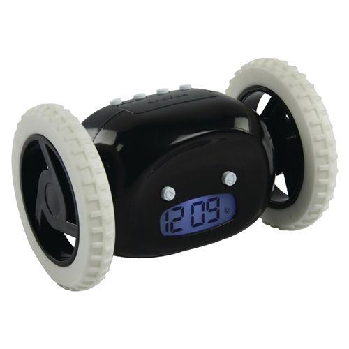 Clocky - Relógio Despertador que Corre - Presentes Criativos, Diferentes e Geniais - TrazpraCa.com