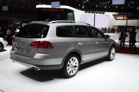 Внедорожный Volkswagen Passat Alltrack
