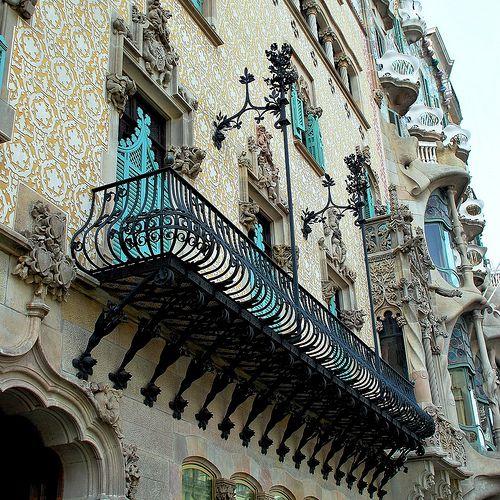 casa amatller, barcelona, spain