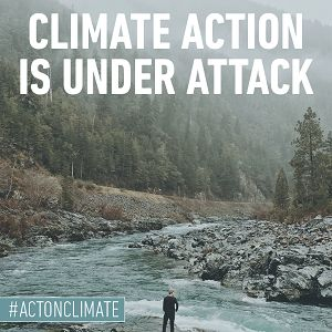 Tell Big Polluters: Drop your lawsuit to block climate action - Action Network