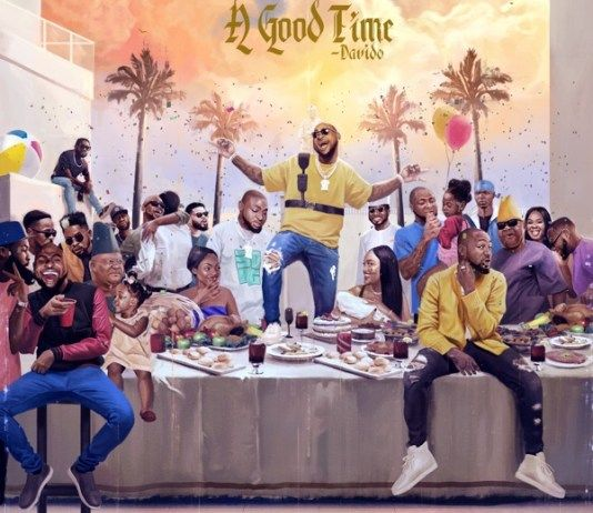 Full Album Download Davido A Good Time Latest Albums Album Of The Year Album