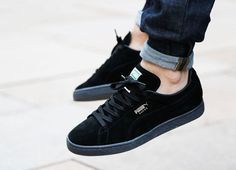 Puma Suede Classic+ Iced Black, Peacock & Gray post image