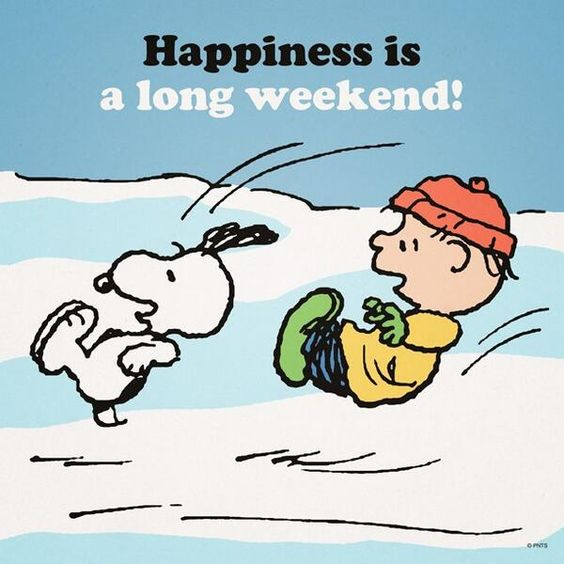 Happiness is a long weekend! Knowing it's Sunday evening and I can have another sleep in tomorrow - awesome! #gratitude #longweekend: