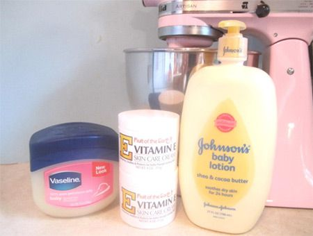 Easy To Make Moisturizing Lotion Baby Lotion Can Be