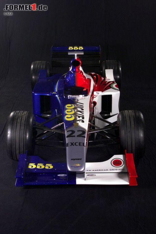 BAR Jacques Villeneuve und Ricardo Zonta