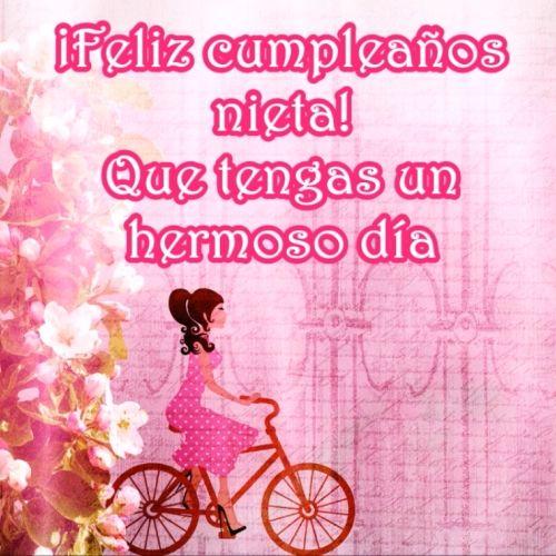 Tarjetas De Cumpleaños Para Mi Nieta Imágenes Y Frases Bonitas Feliz Cumpleaños Nieto Feliz Cumpleaños Para Mí Feliz Cumpleaños Gusanito