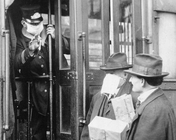 Hoe de Spaanse grieppandemie van 1918 eigenlijk eindigde