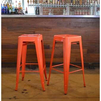 Bar Stools Set Of 4