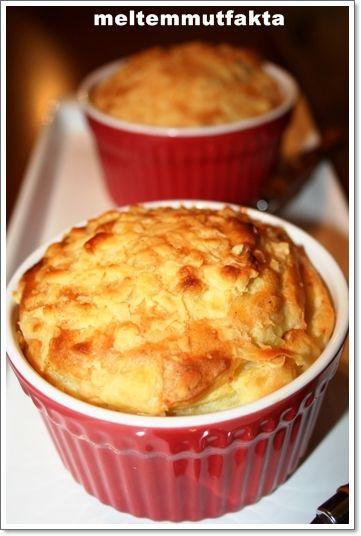 patates suflesi