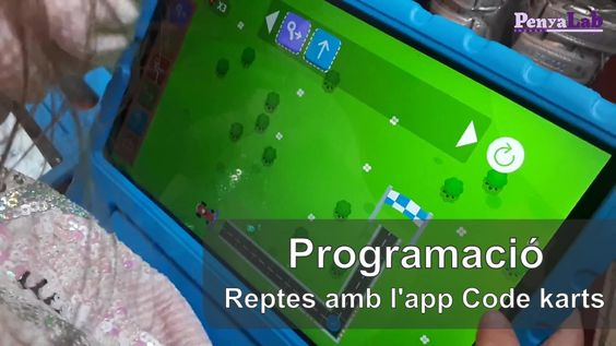Reptes amb l'app Code karts