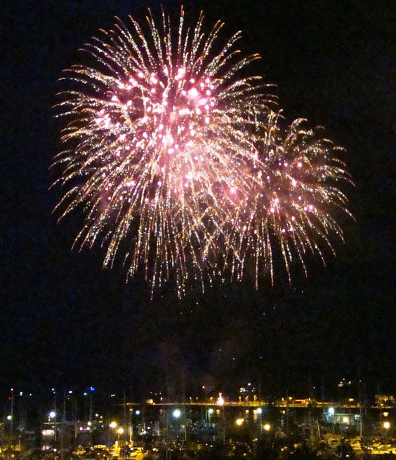 4th of july fireworks 2017 near me