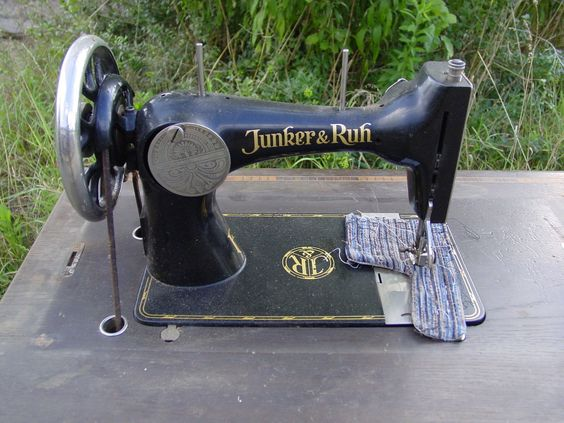 Pinterest • The world's catalog of ideas -> Nähmaschine Junker Und Ruh