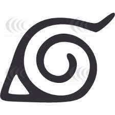 Naruto, Leaf Symbol Logo | Naruto | Pinterest | Logos, Symbol logo and Naruto