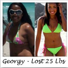 Georgy lost 25 lbs with our Brazilian tea! #brazilianslimmingtea #brazilianbelle #motivation #getlean #getfit #weightloss #awesome #fit #fitness #workhard #teatime #detoxtea #beforeandafter #fitnessaddict #healthy #lifestyle #cleaneating