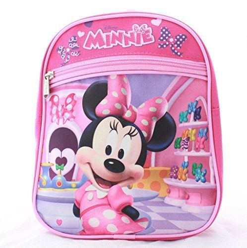 Amazon 10 Best Backpack For Toddler Girls 2021 Best Deals For Kids Toddler Girl Backpack Toddler Girl Gifts Minnie Mouse Girl