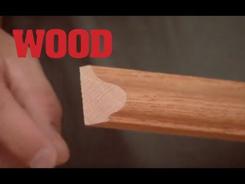 With This Step By Step Tutorial With Lots Of Photos Learn How To Install Quarter Round Or Shoe Molding To Cover G Wood Magazine Woodworking Project Plans Cope