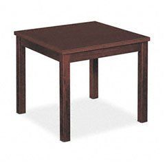 BasyxTM Corner Table, Square, 24w x 24d x 20h, Mahogany by BasyxTM. $187.32. BasyxTM Corner Table, Square, 24w x 24d x 20h, MahoganyWood construction provides strength and stability. Durable finish helps reduce scratches and nicks. Designed for reception areas, lounges, and offices. Global Product Type: Tables; Diameter: N/A; Width: 24 in; Depth: 24 in.SKU: BSXBW3130N - Sold as 1 EA