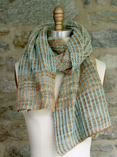 Knitting Patterns For Unusual Scarves : Crafts, Knit patterns and Colors on Pinterest