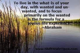 Abraham focus