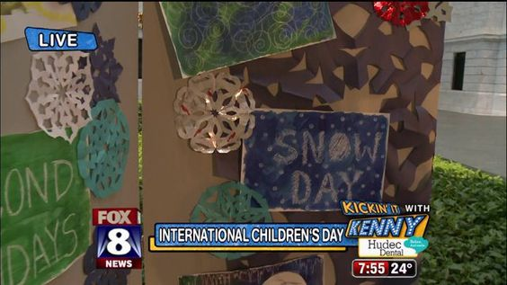 Museum celebrates international children's day! http://fox8.com/2014/11/20/museum-celebrates-international-childrens-day/